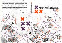 Scribulations couverture