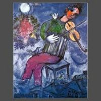 violoniste Chagall